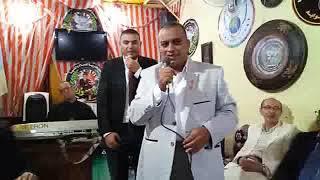 المستشار كمال خليفه يقدم نجم عرب ايدل (حسين محمد) لجمهور المؤسسه العربيه للسلام والتنميه