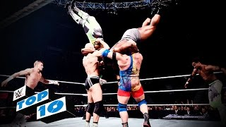 Top 10 WWE SmackDown moments: May 7, 2015