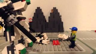 """Lego movie """"The end of the world"""" by Alex and Maliki"""