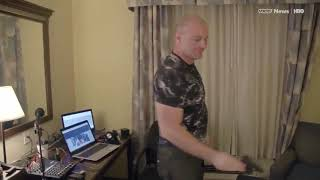 Watch Before and After White Nationalist Christopher Cantwell