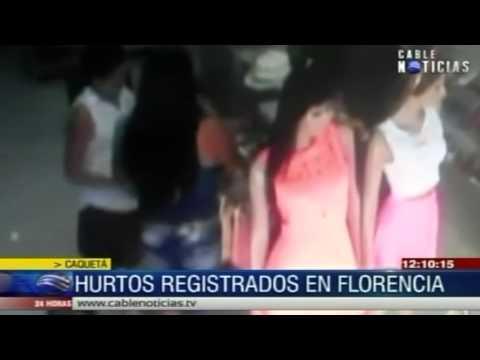 Alerta en Florencia Caquetá por aumento de hurtos a almacenes