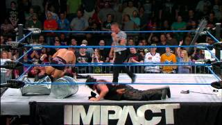 Monster's Ball: Abyss and Willow vs. Bram and Magnus (June 26, 2014)