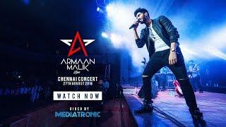 Armaan Malik Live in Chennai | The Aftermovie