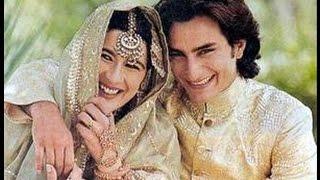 Amrita Singh & Saif Ali Khan Family Photos
