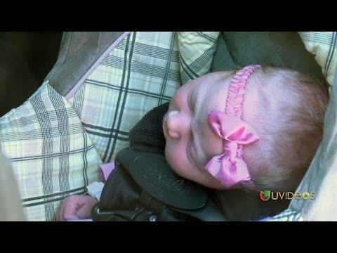 Bebé nació en estación de policías en Marshall, Wisconsin - UVideos