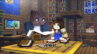 BEAUTY & THE BEAST the Minecraft Movie - Friendship Blooms (Ep 3)