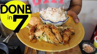 Chicken Teriyaki - Done In 7