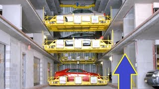 7 Extraordinary Garage and Parking Inventions