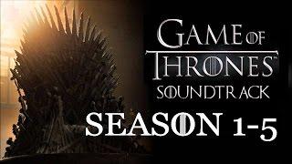 Game Of Thrones - Soundtracks Season 1-5