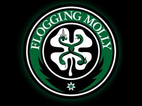 Flogging Molly - What's Left Of The Flag + Lyrics