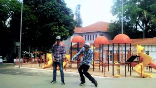 DUBSTEP DANCE | Ring My Bell | ZEUX AND SINYX