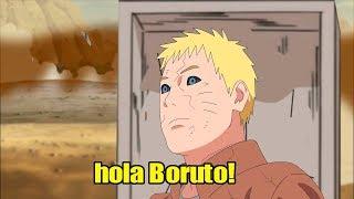 Resurrección? El Inesperado reencuentro de Boruto y Naruto