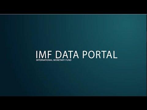 IMF Data Portal Search Tutorial
