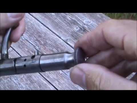 TOZ 16 .22 Bolt Action Rifle Part 1