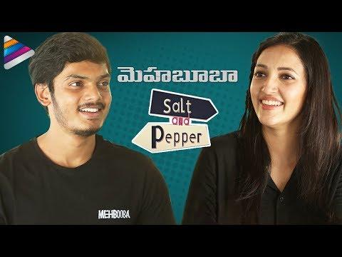 Xxx Mp4 Akash Puri And Neha Shetty SALT PEPPER Interview Mehbooba Movie Puri Jagannadh Charmi 3gp Sex