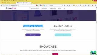 CLASE 2 CURSO PRESTASHOP   Instalación manual de Prestashop