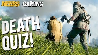 Battlefield 1 Death Quiz!  They Shall Not Pass DLC  - Can You Beat Us?