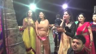Jawani Le doobi live by Uvie