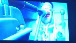 Monsters inc fungus and the scream extractor