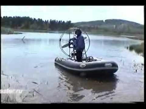 мотор от ижа на лодку
