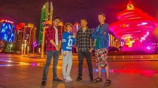 Cartoonz Crew in China | World Leisure Games 2015