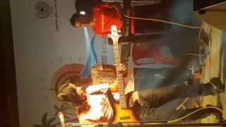 CloseUp1 Rajib Live with Peaceful Musician's Team