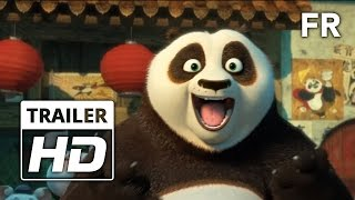 Kung Fu Panda 3 : Nouvelle Bande-annonce [Officielle] HD