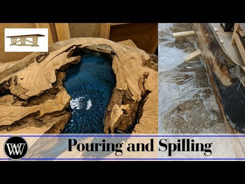 Xxx Mp4 Filling Large Voids With Epoxy And Spilling It All Over The Floor 3gp Sex