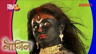 Shivanya's Maa Kaali Avatar In 'Naagin' | #TellyTopUp