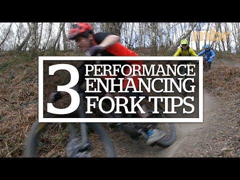 3 Performance Enhancing Fork Tips | MBR