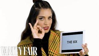 Lilly Singh Teaches You Canadian Slang   Vanity Fair
