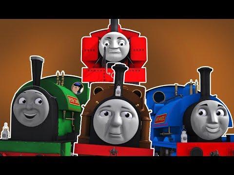 Duke the Lost Engine   RWS Trainz Book Compilation