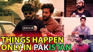 Things Happen Only In Pakistan   Karachi Vynz Official