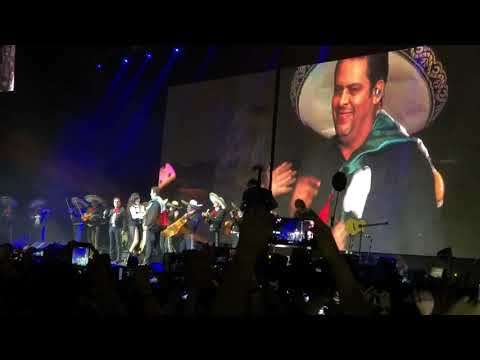 Camila Cabello, Alejandro & Mariachis - México En La Piel @ Mexico City
