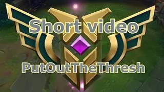 Thresh Der Kettenwächter - PutOutTheThresh Short