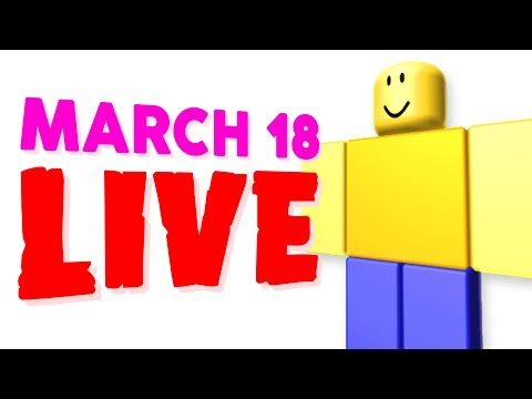 Xxx Mp4 PLAYING ROBLOX ON MARCH 18 LIVE 3gp Sex