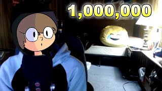 1,000,000 SUBSCRIBERS