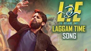 Nithin's LIE Movie Laggam Time Song   Motion Teaser   Megha Akash   Fan Made   TFPC