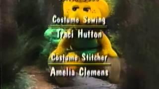 Barney Camp WannaRunaRound Credits (1997)