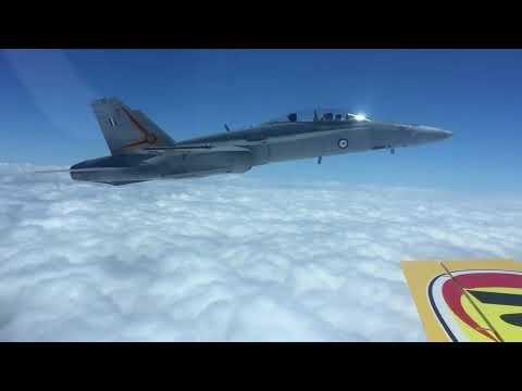 F/A-18 Hornet Acceleration Demonstration !!!