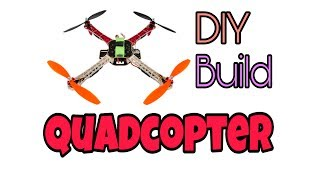DIY build Quadcopter || CC3D || easy & simple || flight controller board (FCB)