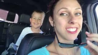 DITL SAHM Vlog: Here Comes Trouble!