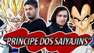 RAP do Vegeta (Dragon Ball Z):