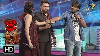 Reshmi & Sudheer Intro | Dhee Jodi | 4th January 2017| ETV Telugu