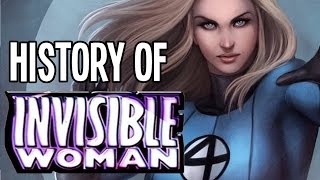 The History of Invisible Woman
