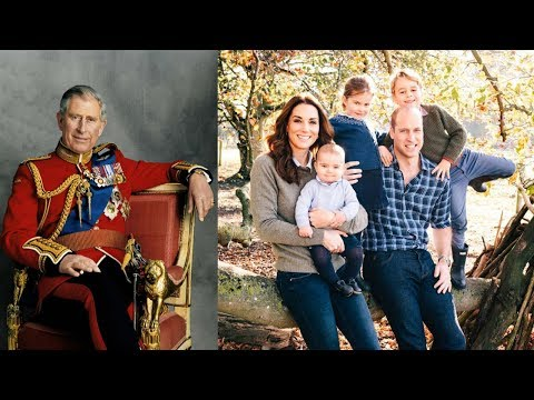 When Prince Charles Becomes King Of England This Is What Will Happen To William and Kate