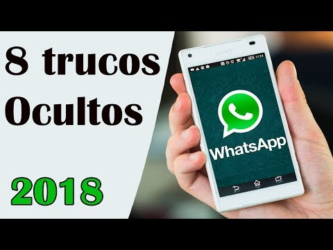 Xxx Mp4 8 Trucos Ocultos De WhatsApp Que Acaban De Salir 2018 3gp Sex