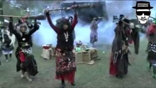 Estonia , Finland Halloween day with Indian JHINGA LA LA HU remix