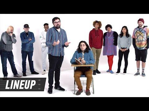 Teachers Guess Who's High   Lineup   Cut