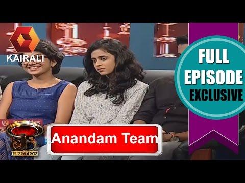 JB Junction: Team 'Anandam'   13th November 2016    Full Episode